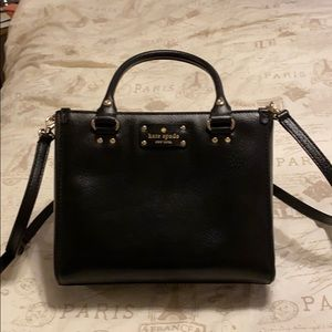 Kate spade small tote used once like new